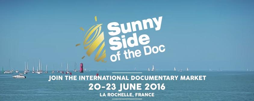 Versogramas en Sunny Side of the Doc