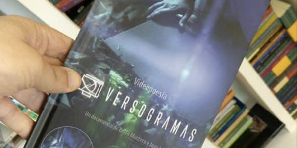 El libroDVD Versogramas (Editorial Galaxia) llega a las librerías!