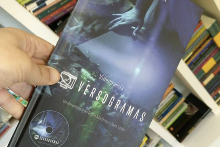 BookDVD Versogramas (Galaxia publishing house), released