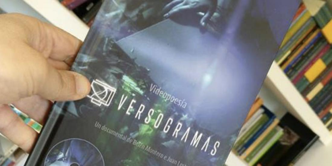 O libroDVD Versogramas (Editorial Galaxia) chega ás librarías