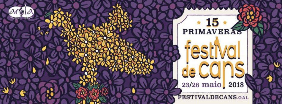 Premiere of Versogramas at Festival de Cans