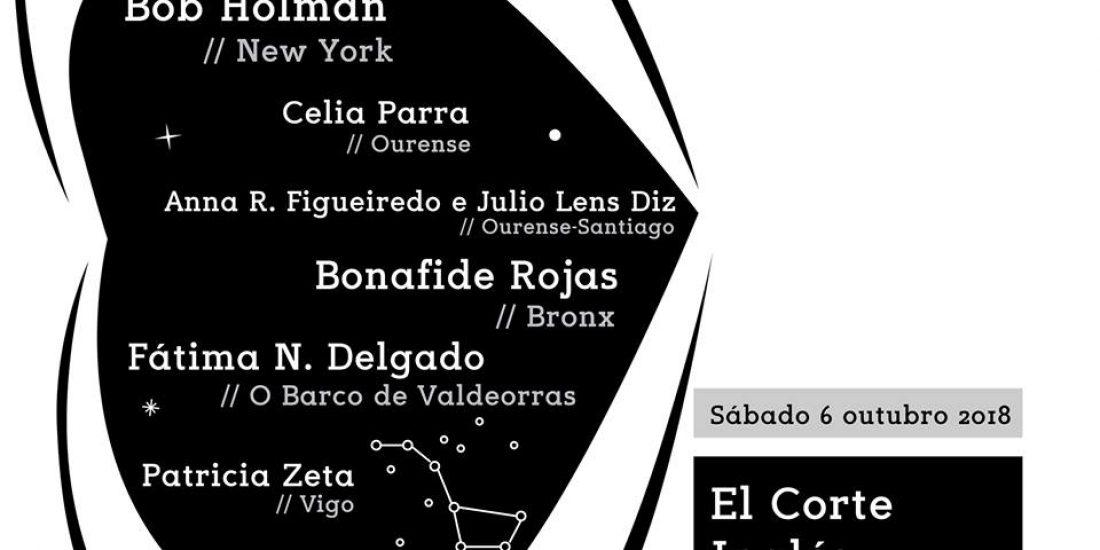 Presentation of bookDVD Versogramas at Kerouac International Festival