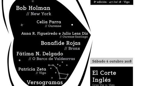 Presentación libro DVD Versogramas en el Festival Internacional Kerouac