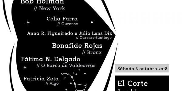 Presentación libro DVD Versogramas no Festival Internacional Kerouac