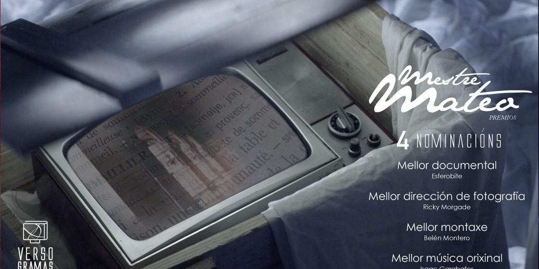 Verses&Frames, finalist at Mestre Mateo Awards