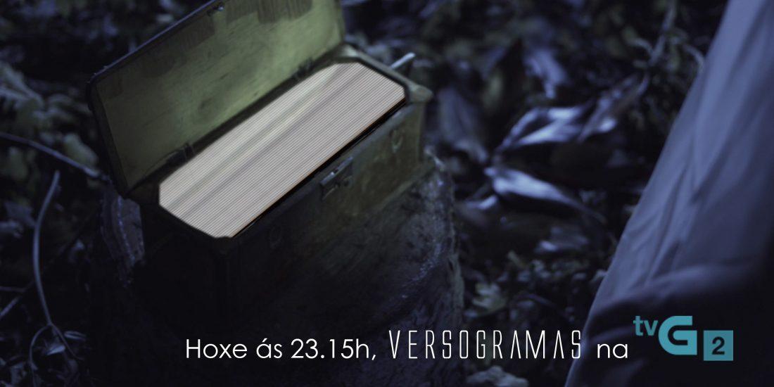 Versogramas emítese na TVG2