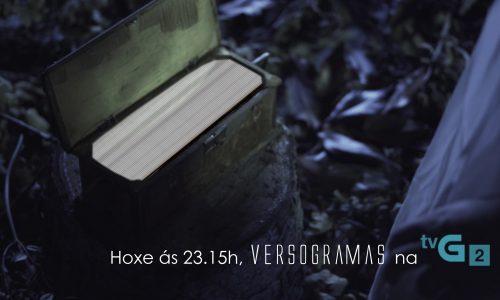 Versogramas se emite en la TVG2