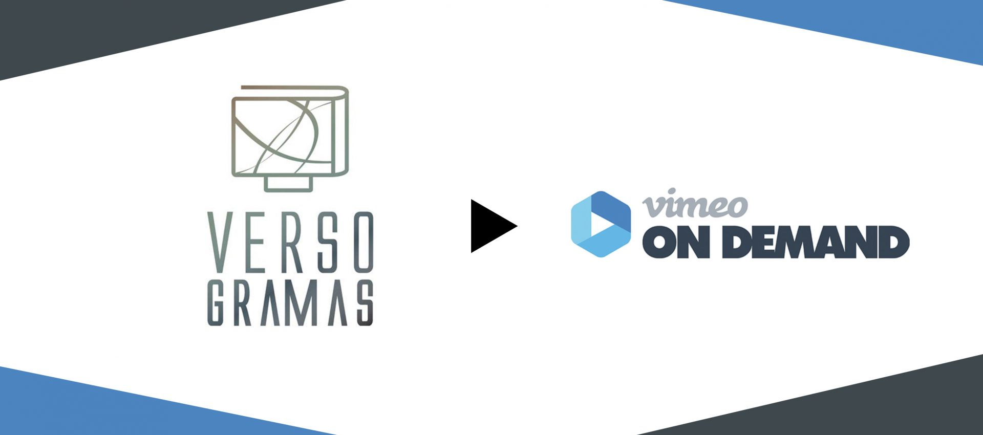 Versogramas, dispoñible en Vimeo On Demand