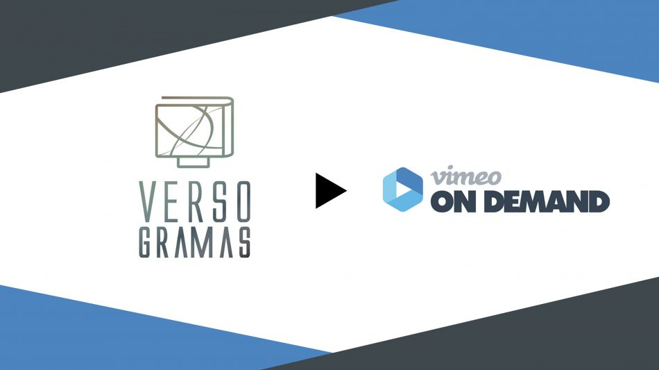 Verses&Frames available at Vimeo On Demand